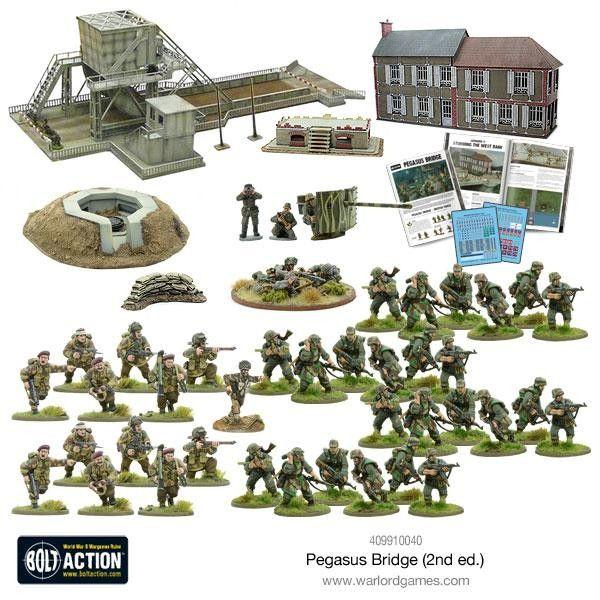 Pegasus Bridge Battle Set