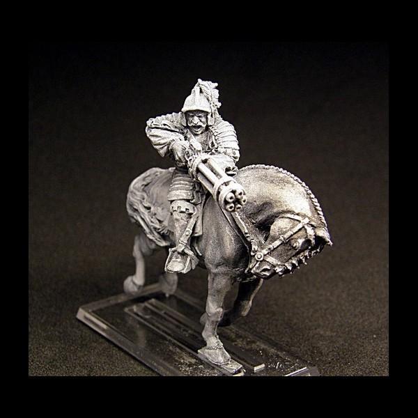 Berittener Arquebusier des Imperiums III