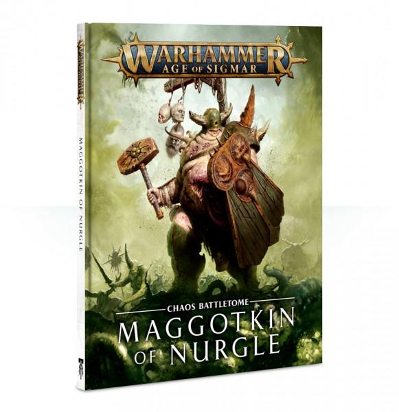 Battletome Maggotkin of Nurgle (deutsch)