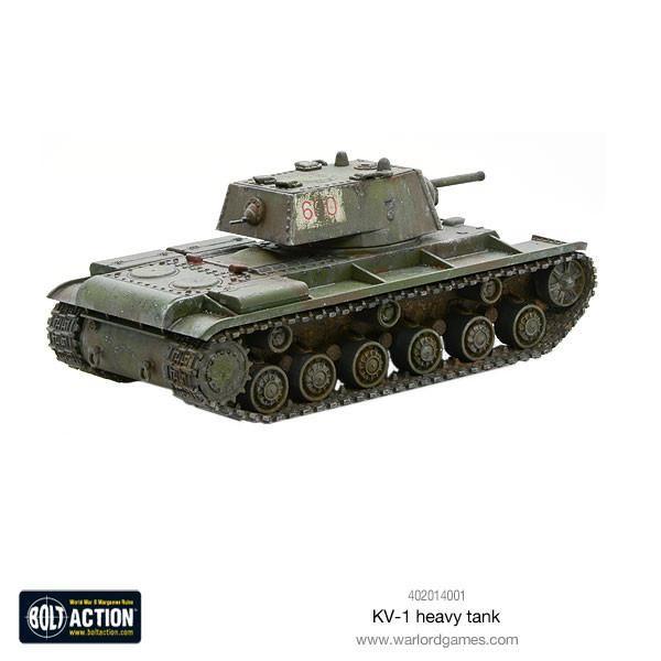 Soviet Tank KV1/2