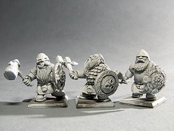 Krieger der Zwerge I
