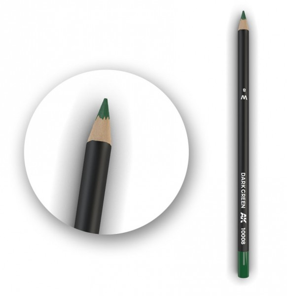 Watercolor Pencil Dark Green.jpg