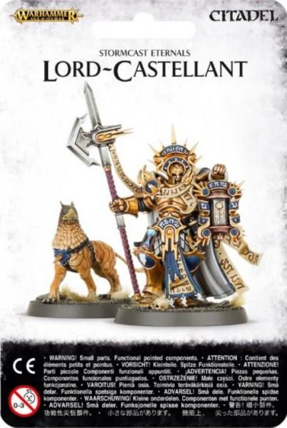 Stormcast Eternals Lord-Castellant und Gryph-Hound