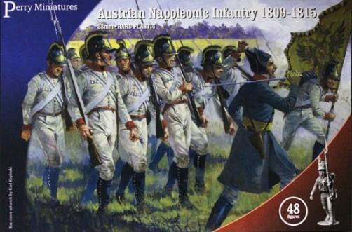 Napoleonic Austrian Infantry