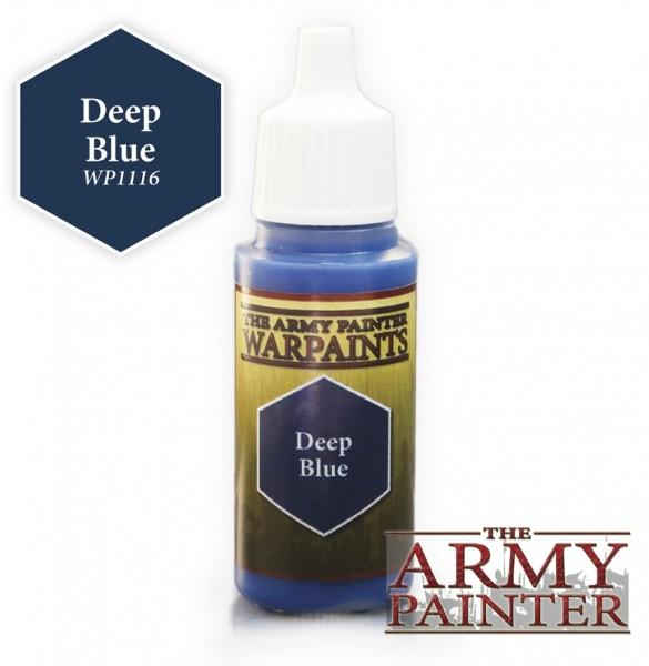 Deep Blue - Warpaints