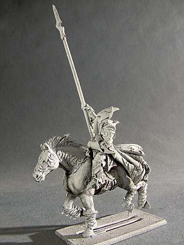 Dunkelelfen leichten Kavallerie Held