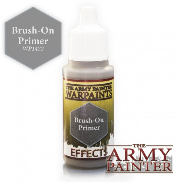 Brush-on Primer - Warpaints