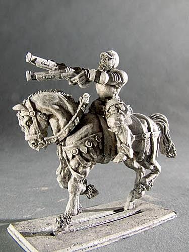 Leichte Kavallerie des Imperiums mit Pistole IV