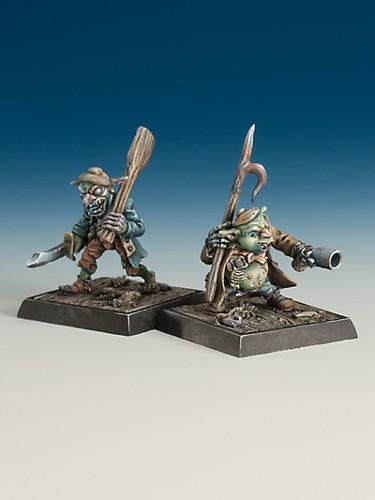 Goblin Matrose und Velero