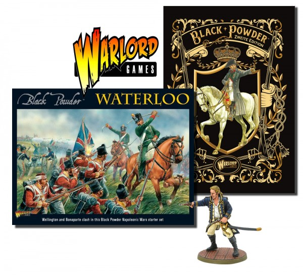 Waterloo - Black Powder 2. Edition Starterset (deutsch)