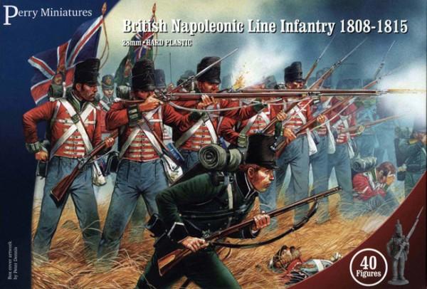 Napoleonic British Line Infantry