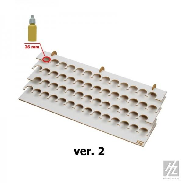 Farbhalter (klein, Ø 26 mm)