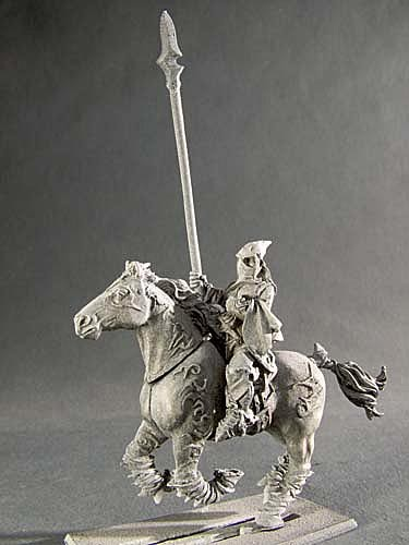 Dunkelelfen leichte Kavallerie III