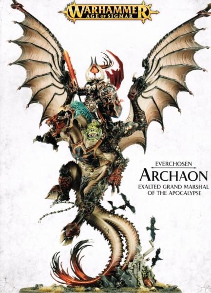 Everchosen Archaon Exalted Grand Marshall