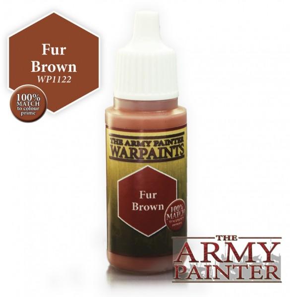 Fur Brown - Warpaints