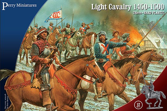 Wars of the Roses: Light Cavalry (1450-1500)