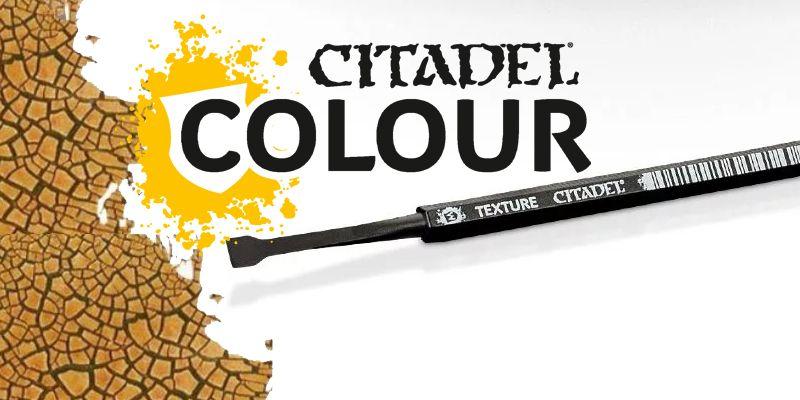 Texture-Paint-Citadel-Kategorielogo