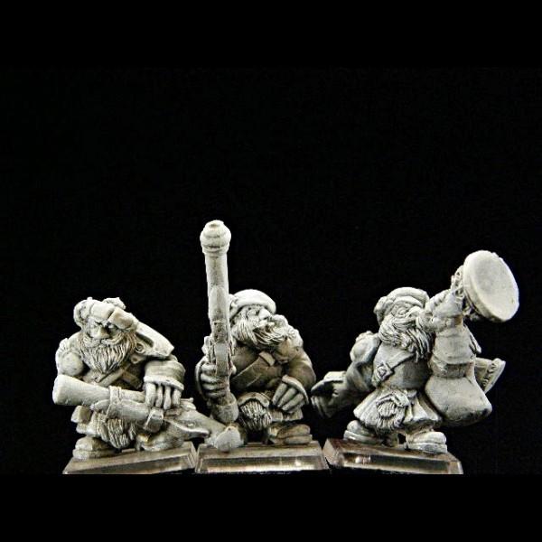 Schützen der Zwerge Regimentsbox