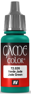 Game Color 026 Jade Green