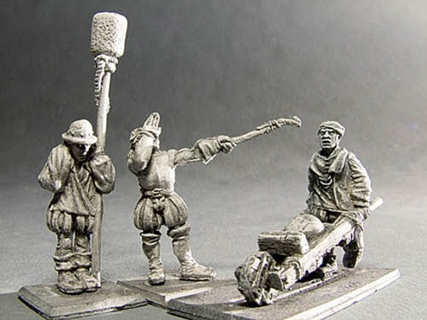 Artillerie Besatzung