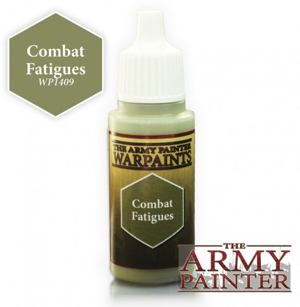 Combat Fatigues - Warpaints