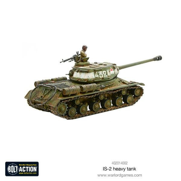IS-2 Heavy Tank