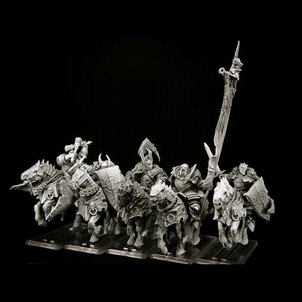 Erhabene Chaosritter Regimentsbox