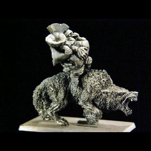 Goblin Wolfsreiter Musiker