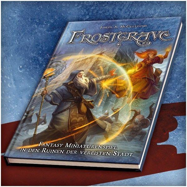 Frostgrave Regelbuch - deutsch