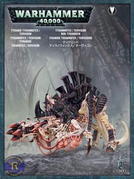 Tyraniden Tyrannofex / Tyraniden Tervigon