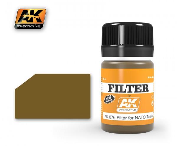Filter For NATO Tanks
