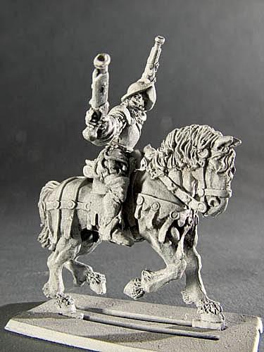 Leichte Kavallerie des Imperiums mit Pistole V