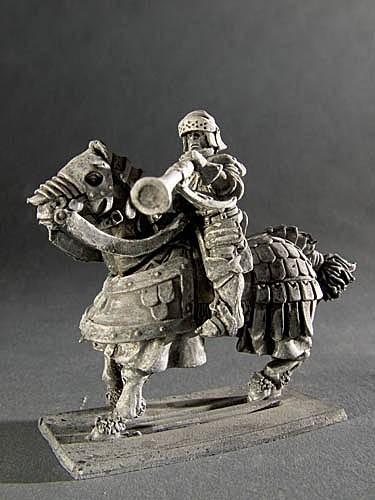 Musiker der schweren Kavallerie des Imperiums I