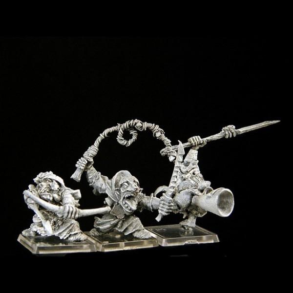 Goblin Streitwagen Crew