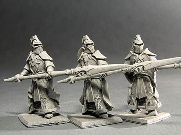 Elfen Veteranen Speerträger I