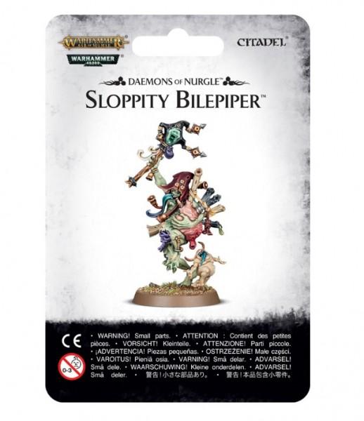 Deamons of Nurgle Sloppity Bilepiper