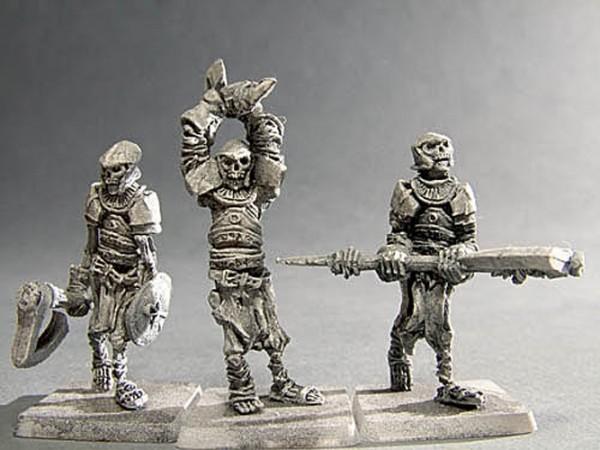 Wächter der Gräber Skelettkrieger