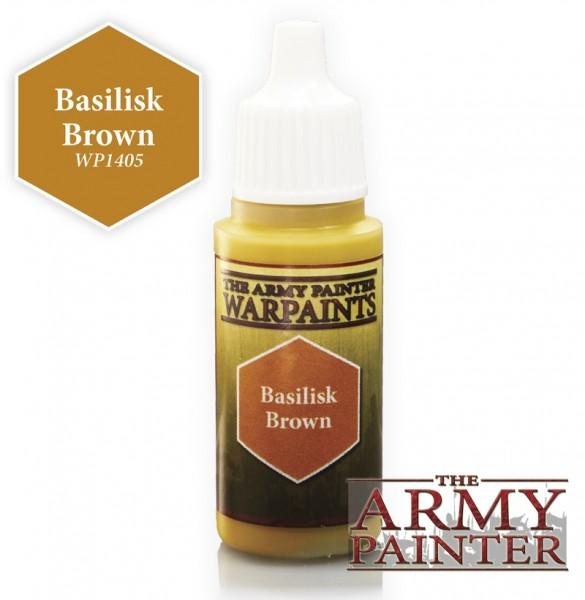 Basilisk Brown - Warpaints