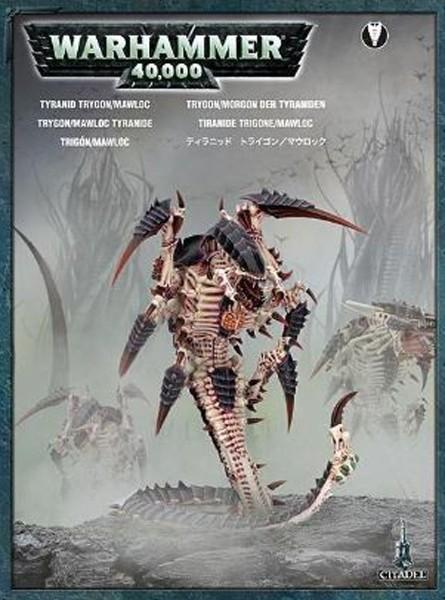Tyraniden Trygon / Tyraniden Morgon