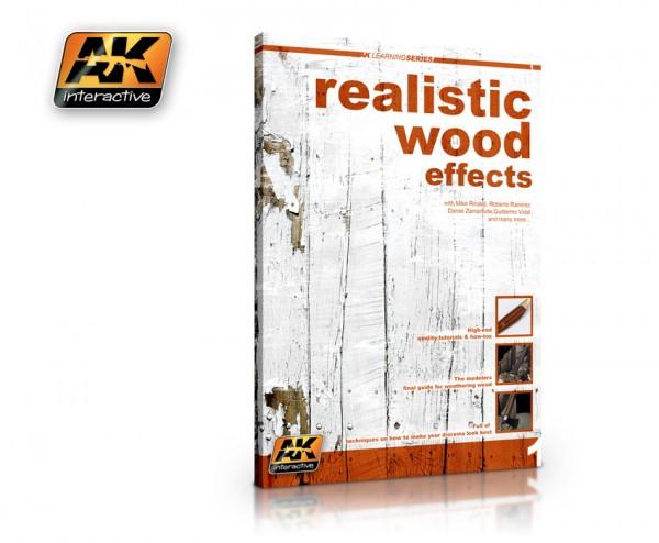 Realistic Wood Effects (AK Learning Series Nº1)