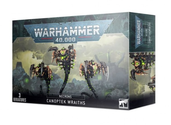 Necron Canoptek Wraiths.JPG