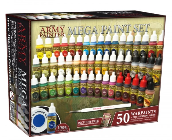 Warpaints Mega Paint Set 2017 (Neu)