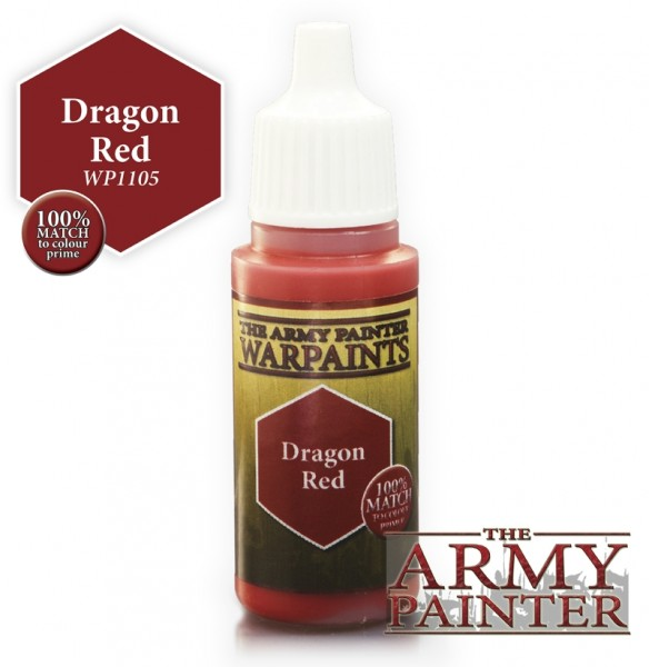 Dragon Red - Warpaints