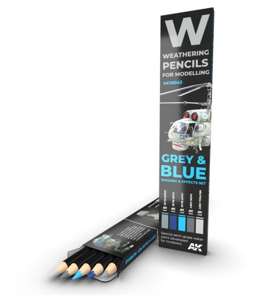 Watercolor Pencil Set Grey and Blue Camouflages.jpg