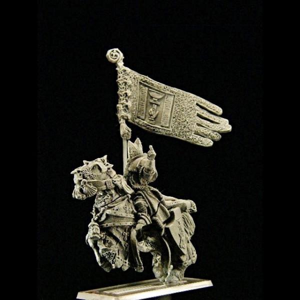 Gesegneter Ritter Standartenträger