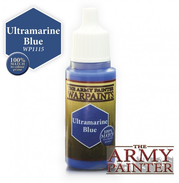 Ultramarine Blue - Warpaints