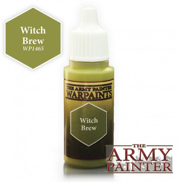 Witch Brew - Warpaints