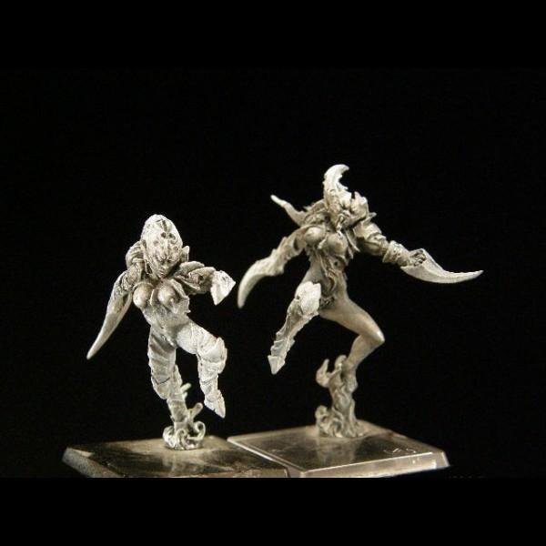dämonische Jägerinnen I