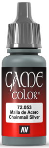 Game Color 053 Chainmail Silver