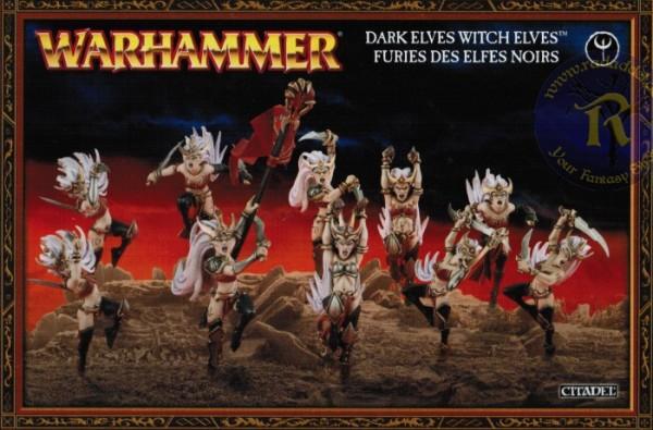 Dark Elves Witch Elves / Sisters of Slaughter